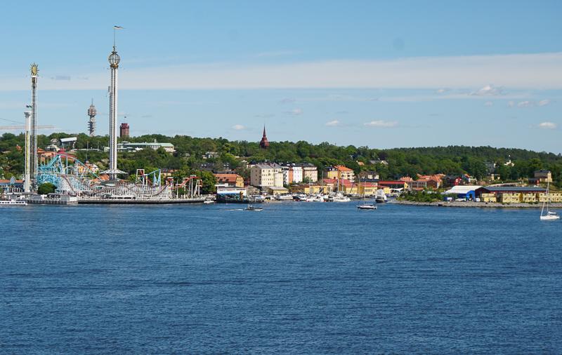 Djurgarden Stockholm Sweden