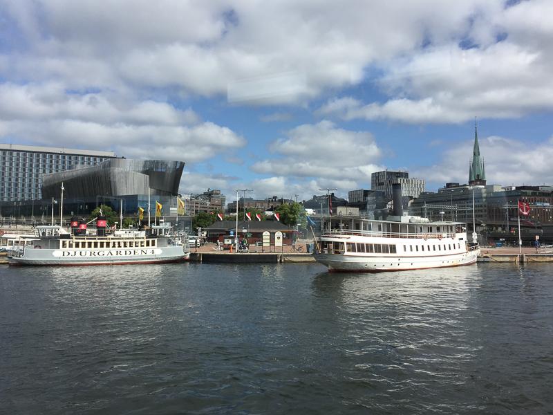 Ferries Stockholm Sweden