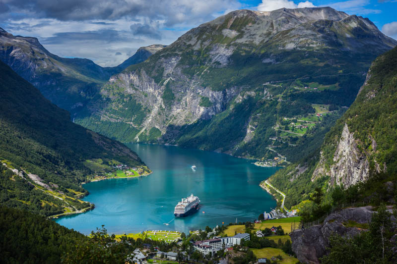 Scandinavia's beautiful landscapes are a must on any Scandinavia itinerary