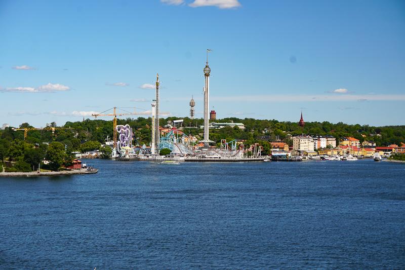 Grona Lund Stockholm Sweden