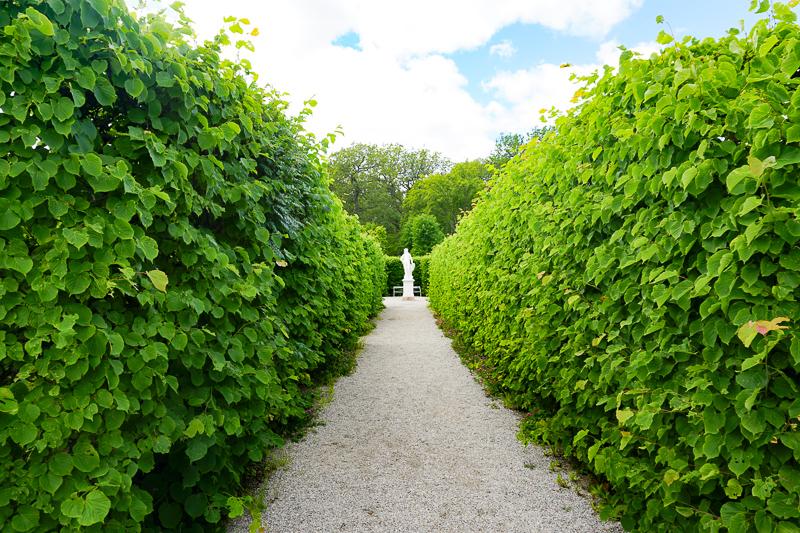 Grounds Drottningholm Palace Stockholm Sweden