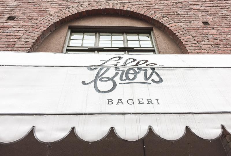 Lillebrors Bakery Stockholm Sweden
