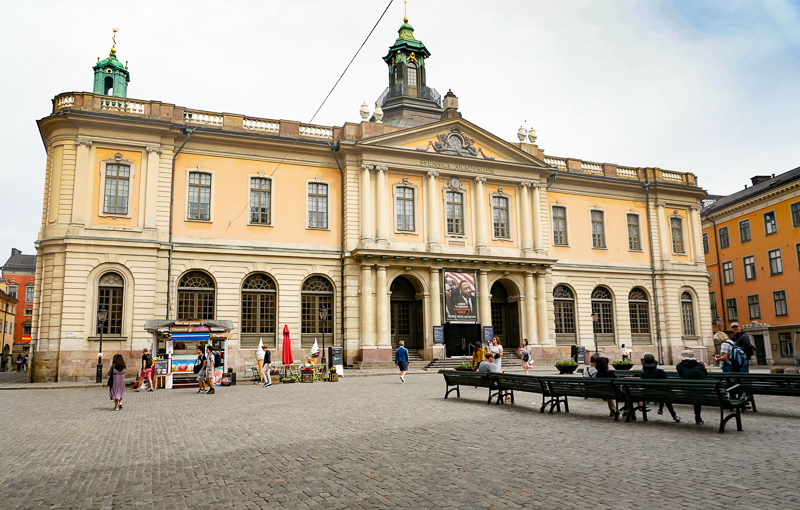 Nobel Museum Stockholm