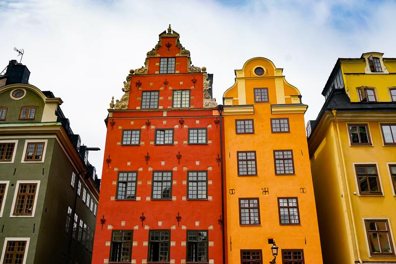 Number 20 Stortorget Stockholm Sweden