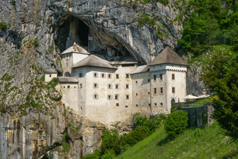 Predjama Castle in Slovenia is a must-visit!