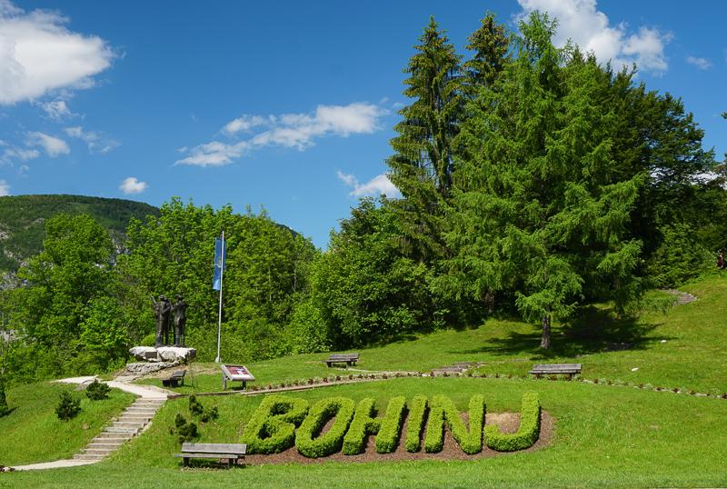 Ribcev Laz Lake Bohinj Slovenia