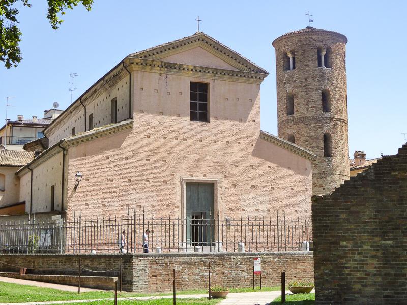 Santa Maria Maggiore Church Ravenna Italy