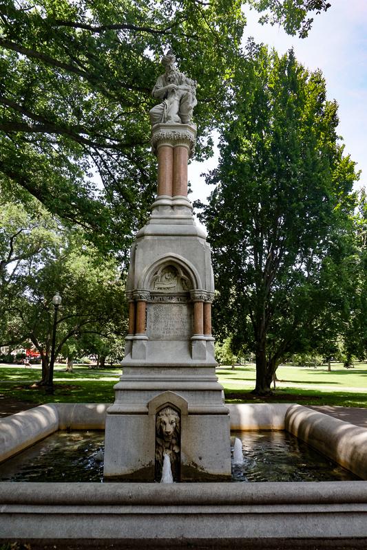 The Ether Fountain Boston