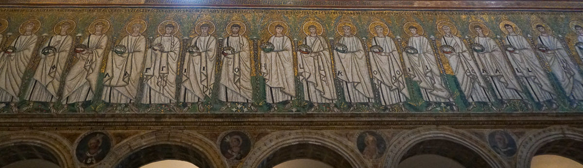 How to See the Best of the Ravenna Mosaics in One Day