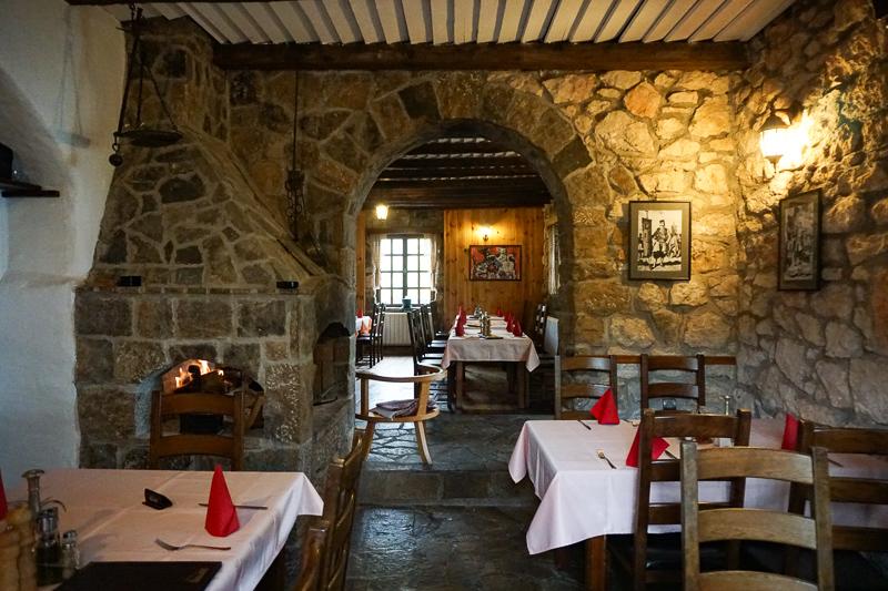 Belveder Nacionalni Restoran Cetinje Montenegro