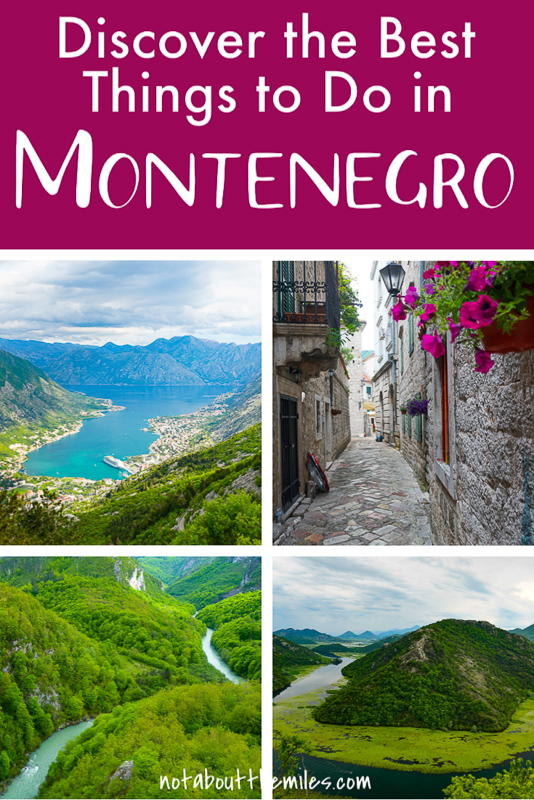 From beautiful beaches to amazing national parks, Montenegro is stunning. Discover the best things to di Montenegro, from Old Town Kotor to Boka Bay and Lake Skadar to Durmitor NP.
