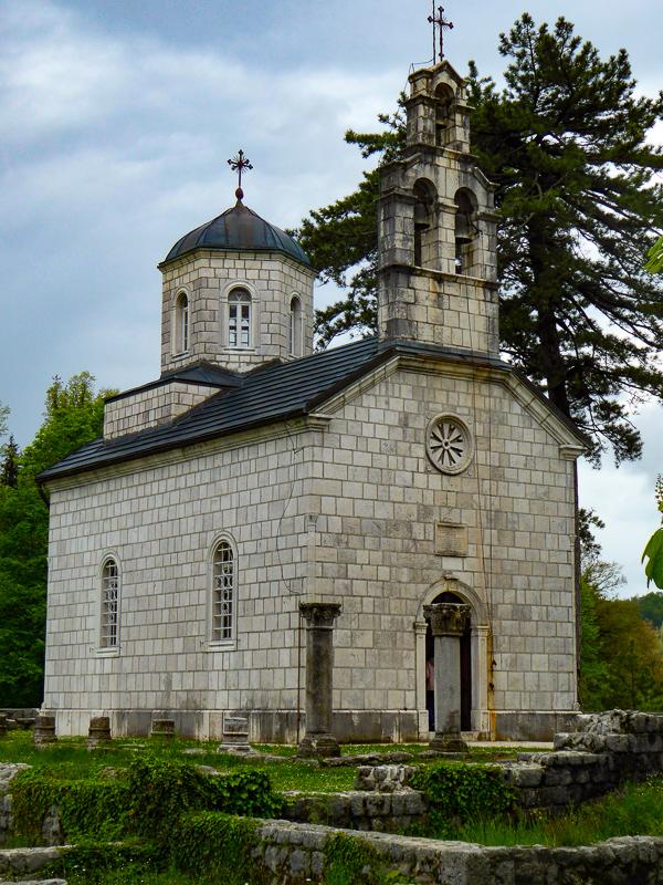 Cetinje Chapel, Montenegro
