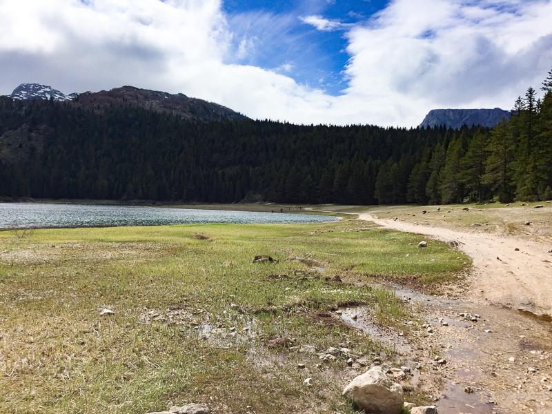 Crno Jezero Durmitor National Park Montenegro