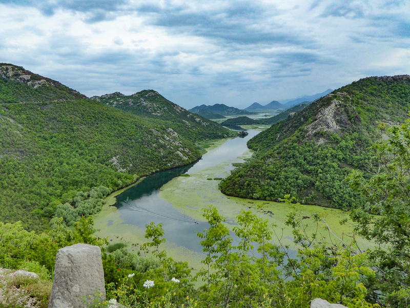 Crnojevica River Montenegro