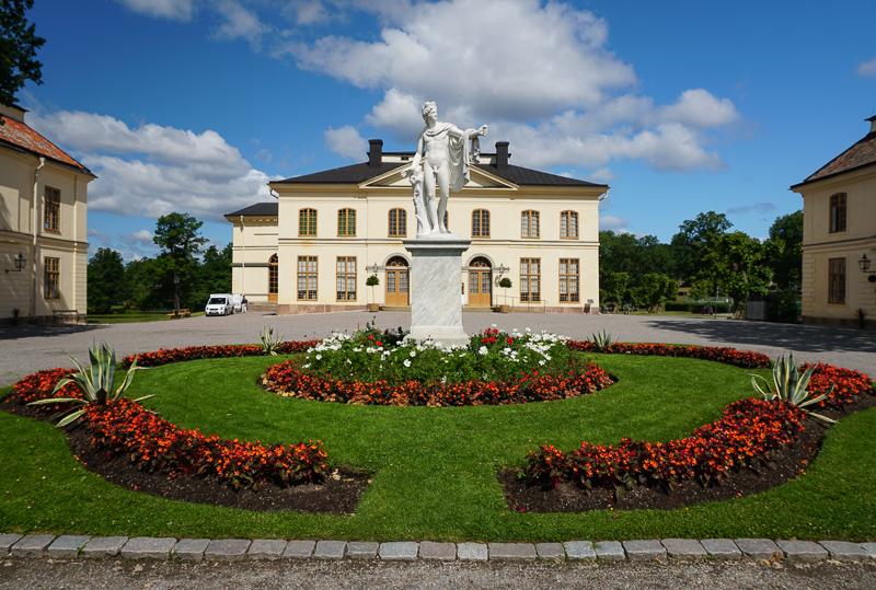 Drottningholm Palace Court Theater Stockholm Sweden