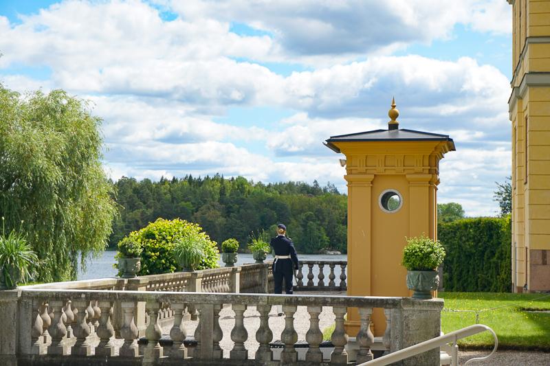 Drottningholm Palace Guard