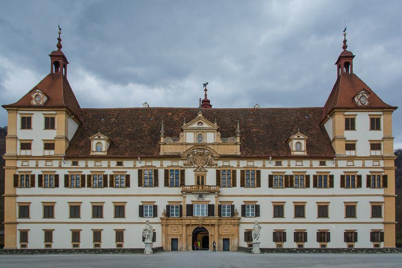 Eggenberg Palace Graz Austria