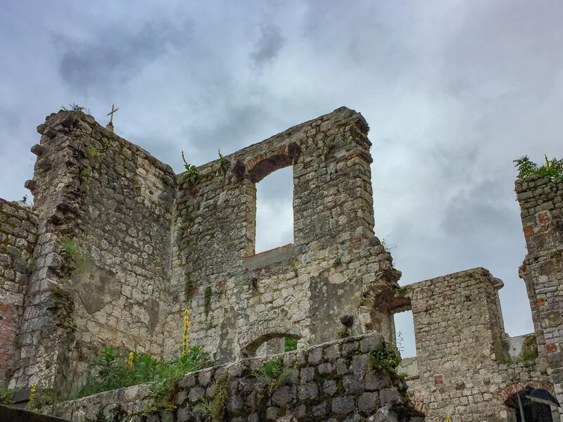 Walls Old Town Kotor Montenegro