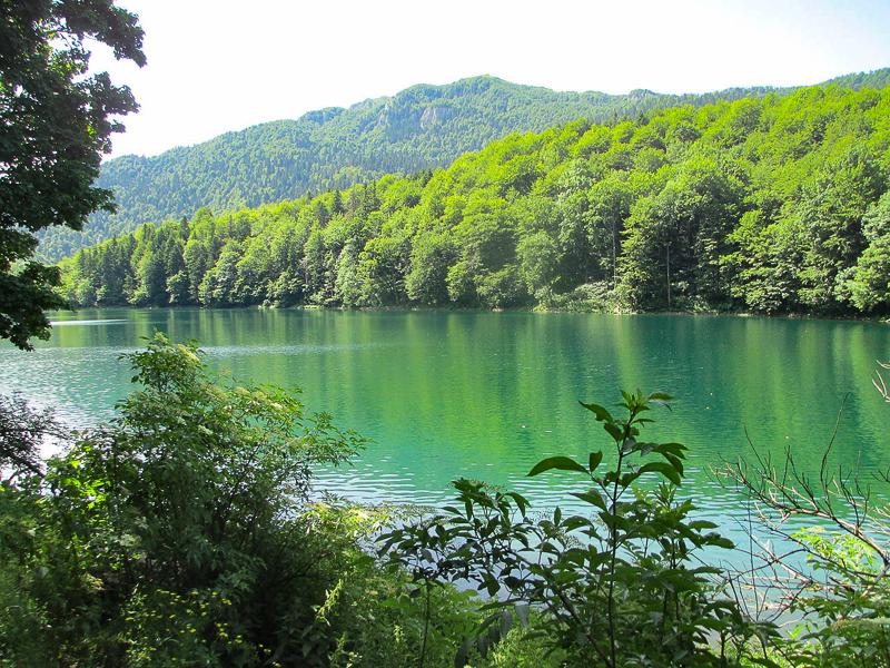 Lake Biograd Montenegro