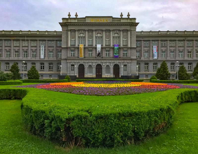 Mimara Museum Zagreb Croatia