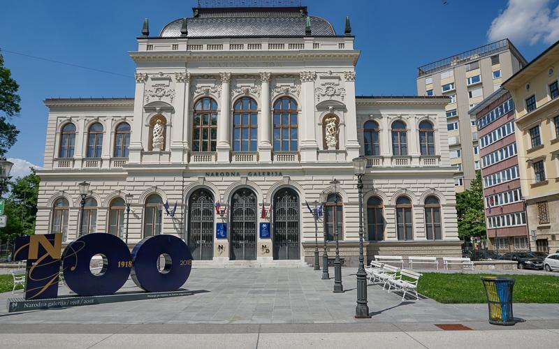 National Gallery Ljubljana Slovenia