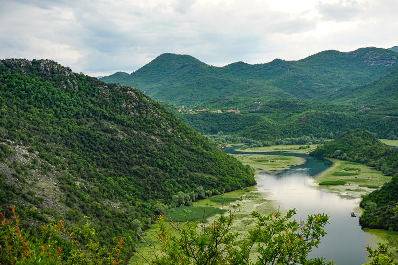 Pavlova Strana Viewpoint Montenegro