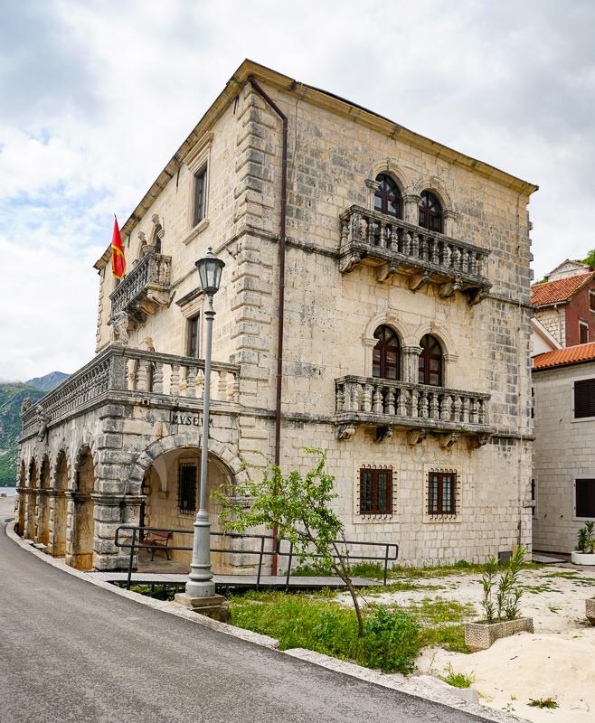 Perast Museum Perast Montenegro