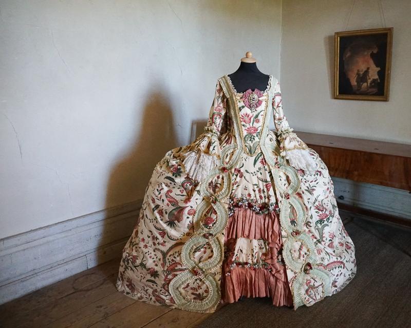 Period Costume Drottningholm Court Theater