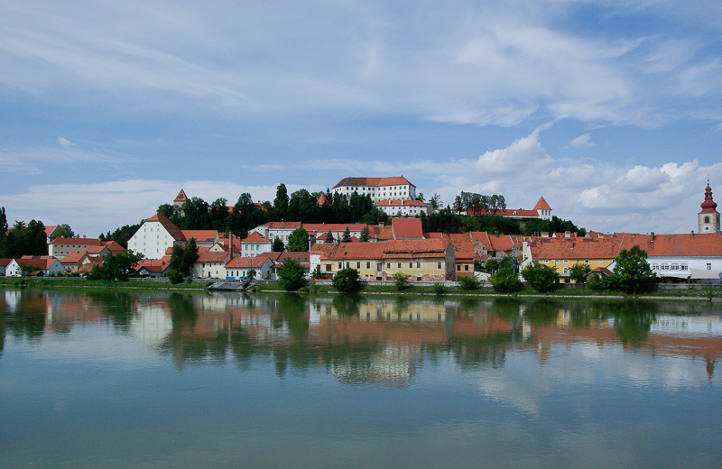 Ptuj makes for a great day trip from Ljubljana!