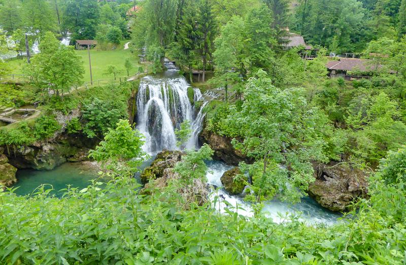 Rastoke Croatia