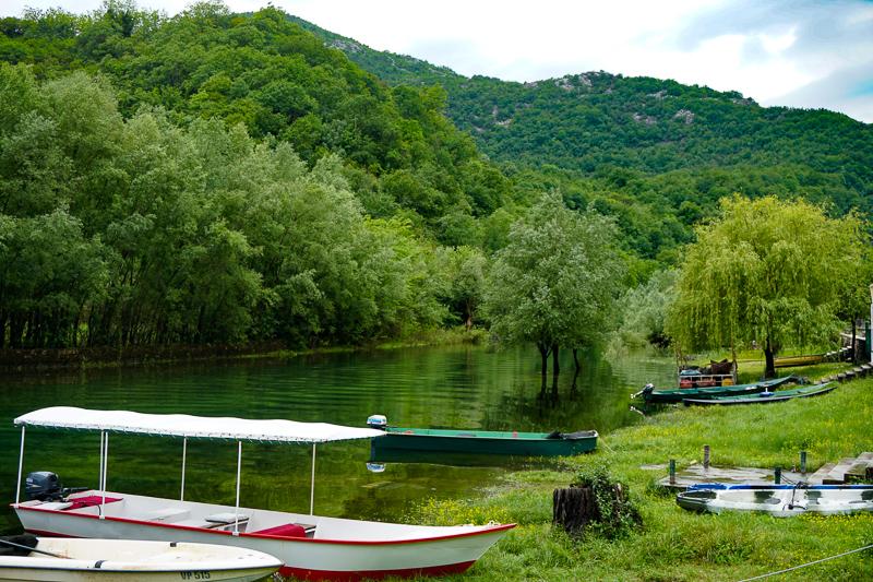Rijeka Crnojevica Montenegro