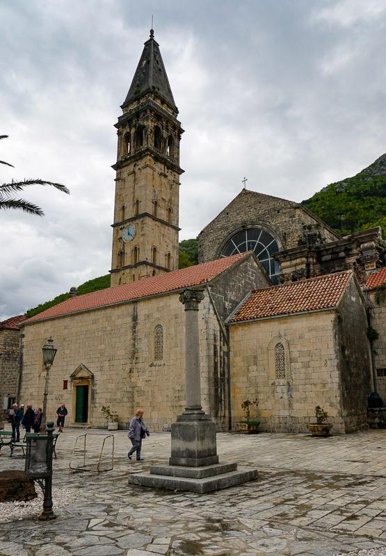 St. Nicholas' Church Perast Montenegro