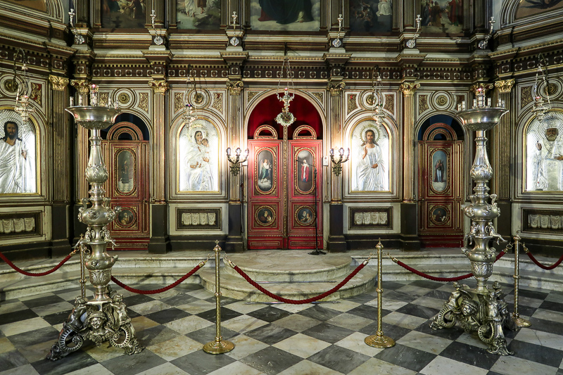 Sveti Nikola Church Kotor Montenegro