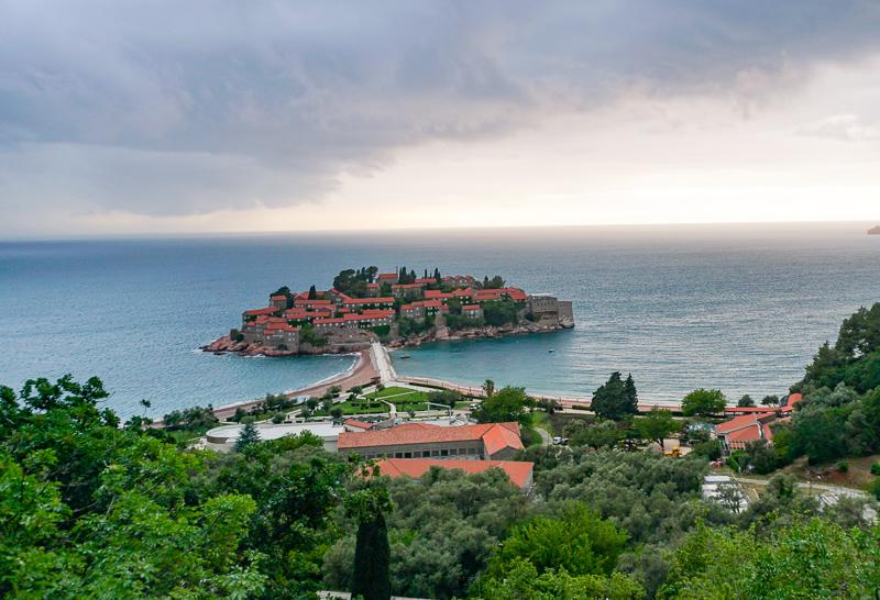 Sveti Stefan Viewpoint Montenegro