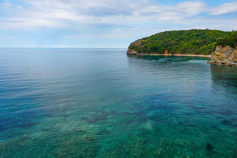 Adriatic Sea Budva Montenegro