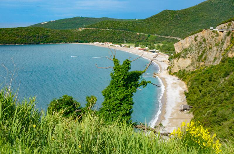 Sveti Nikola Island Budva Montenegro