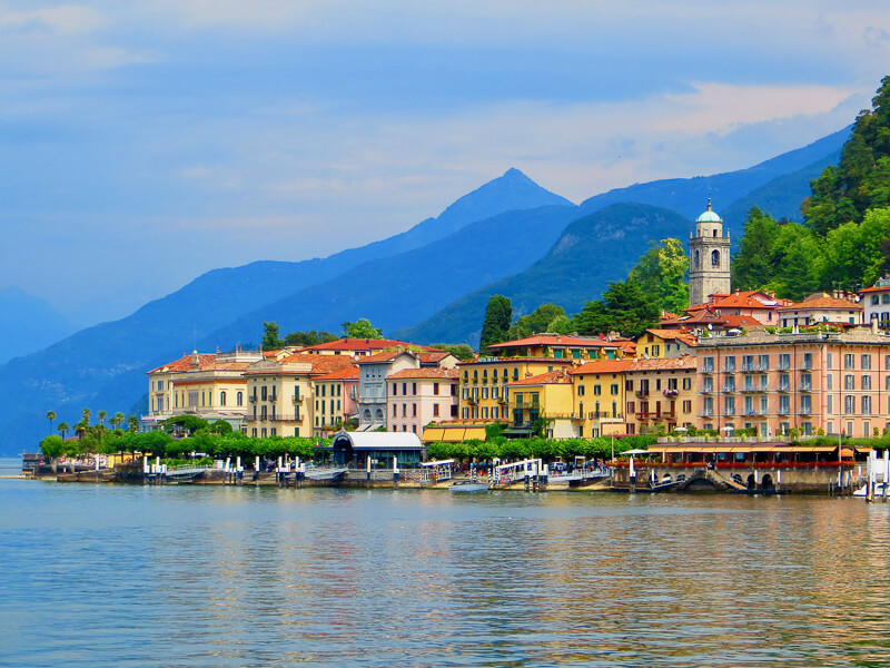 Bellagio Lake Como Italy