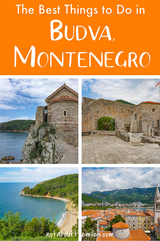 Discover the best things to do in Budva, Montenegro, on a day trip from Kotor. Stroll Old Town Budva with its lovely churches and spend time at Budva's beautiful beaches!