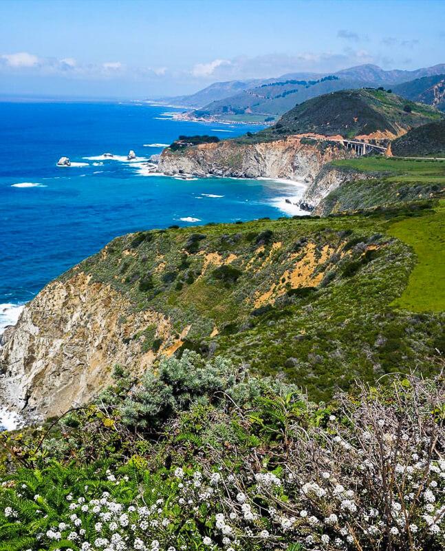 Big Sur Coast California USA