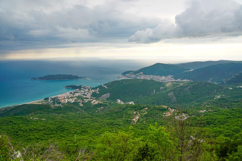 Budva Riviera Montenegro