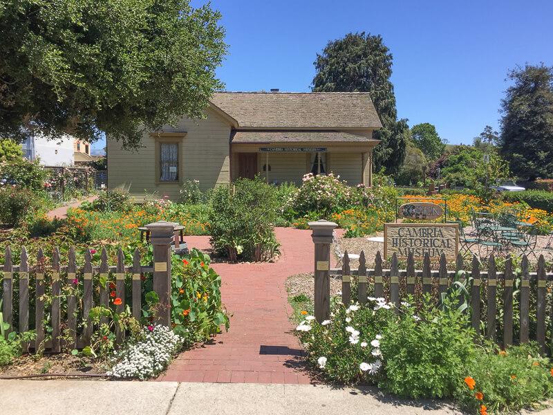 Cambria Historical Society Cambria California USA