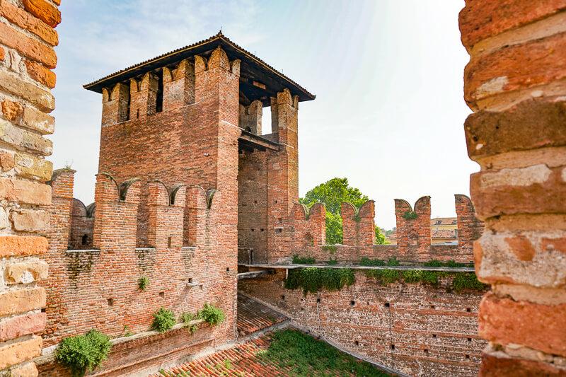 Castelvecchio Verona Italy