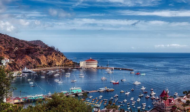 Catalina Island California USA