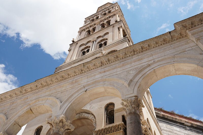 Cathedral, Split, Croatia