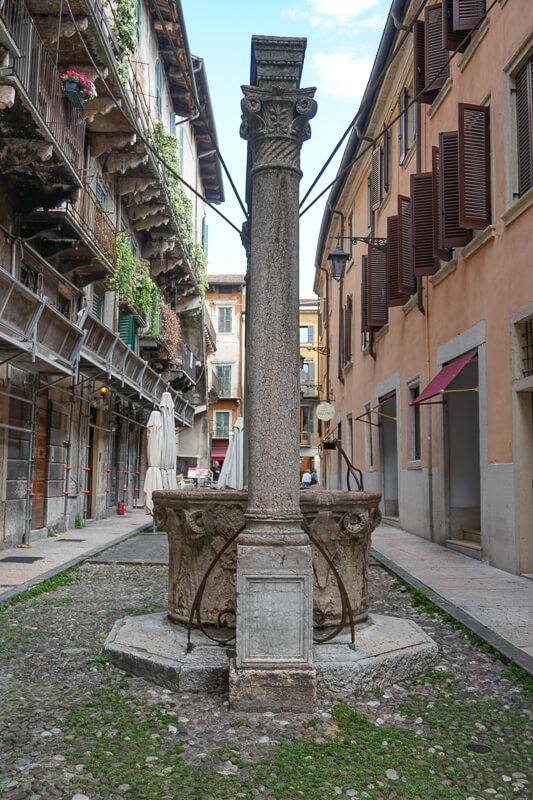 Centro Storico Verona Italy