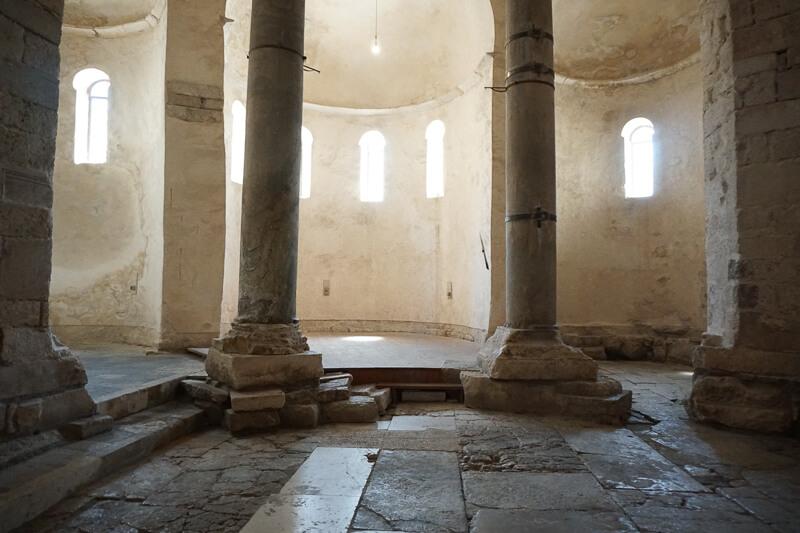 Church of Saint Donatus Old Town Zadar Croatia