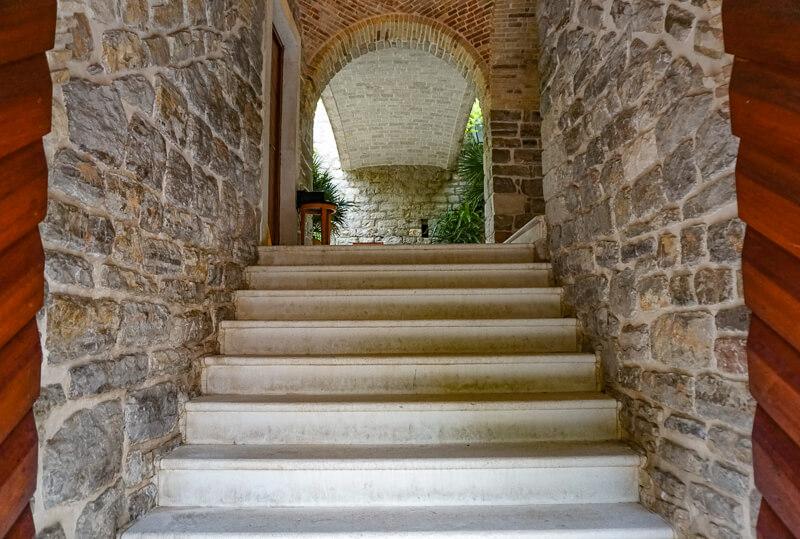 Citadela Entrance Budva Montenegro