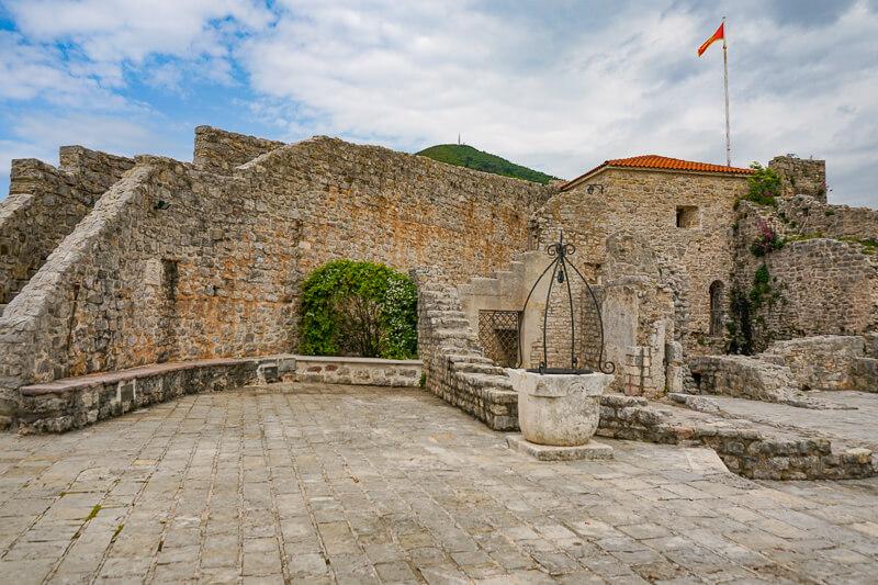 Citadela Old Town Budva Montenegro