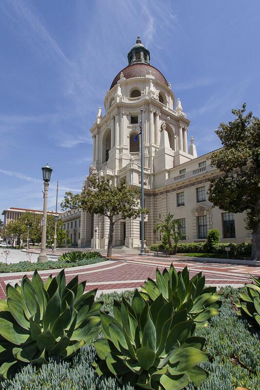 City Hall Pasadena California USA