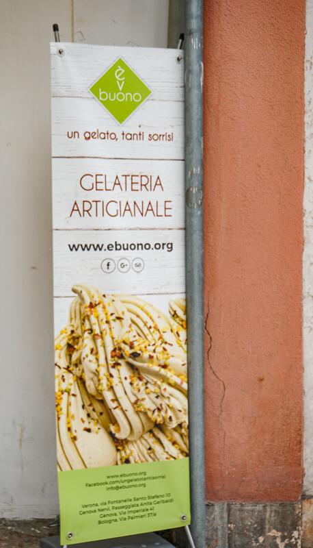 Gelateria Verona Italy
